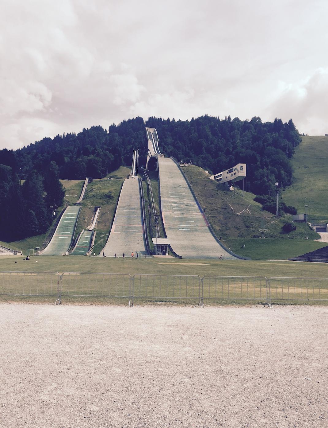 Etapa 4. Livigno – Garmisch