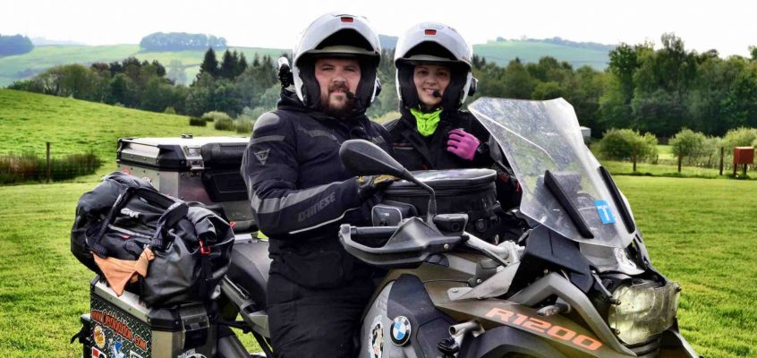 Escocia en moto. Aviemore – Irongray.