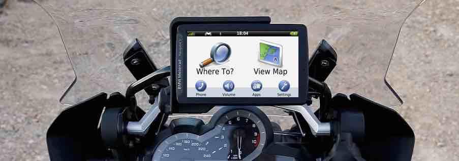 Resetear Garmin Navigator V