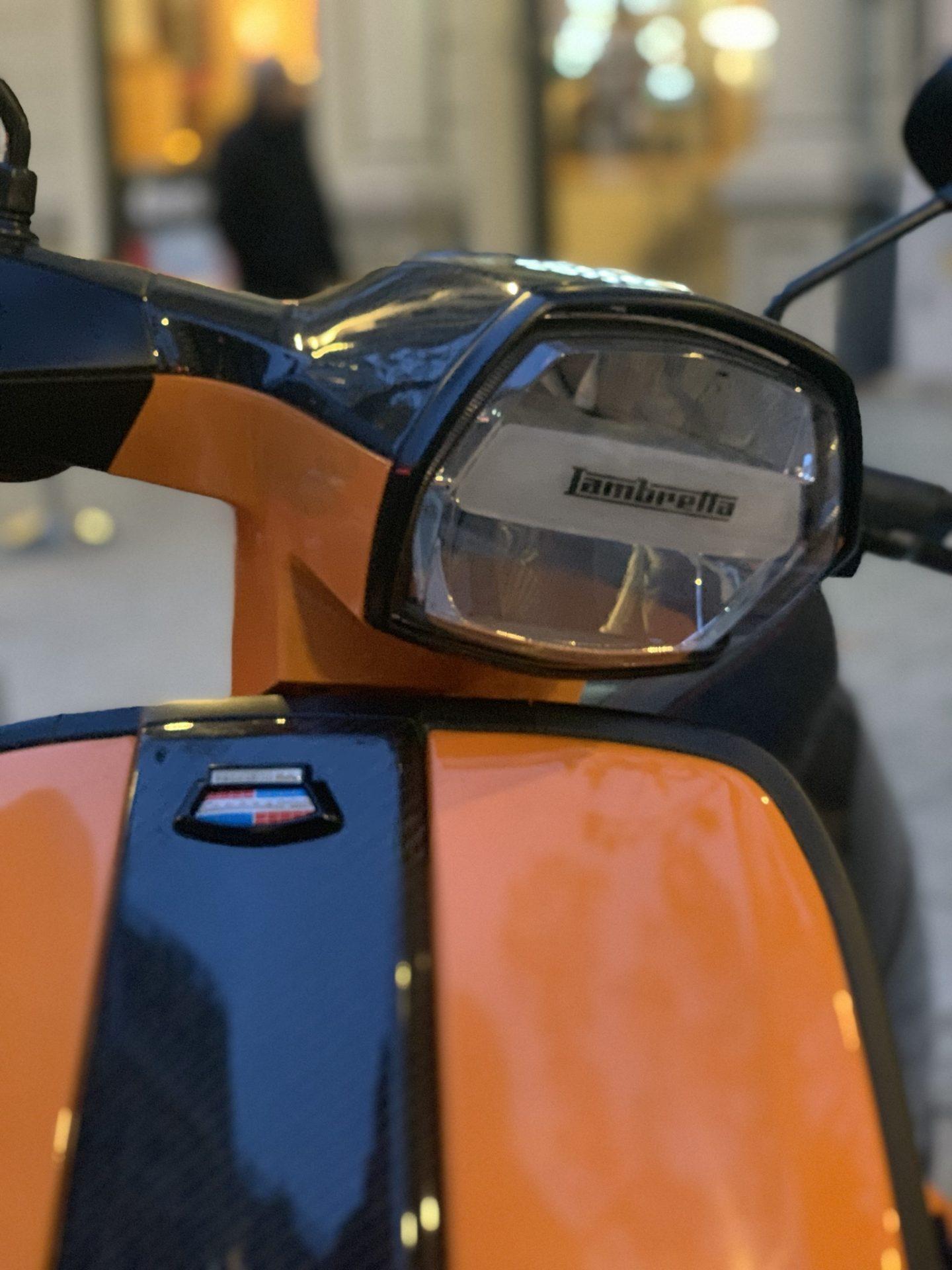 Lambretta 125 2018