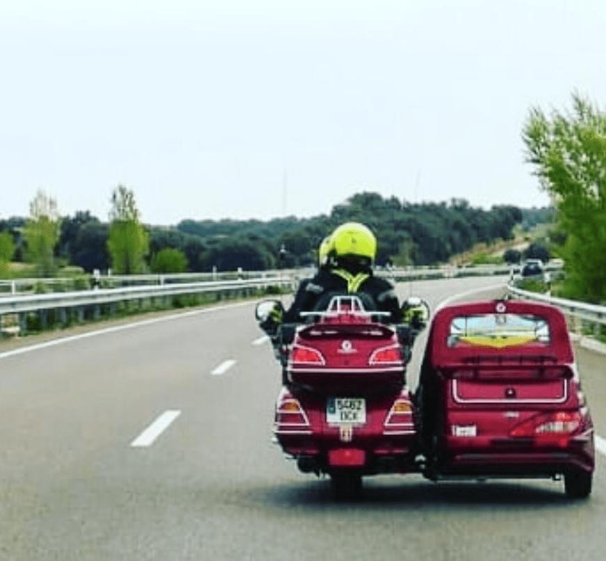 3en sidecar